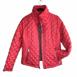 Marc New York Womens Lightweight Quilted Jacket S